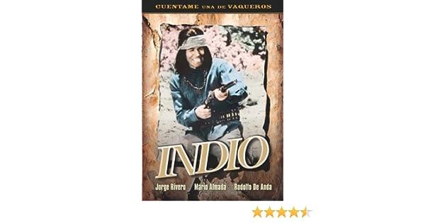 Amazon.com: Indio: Mario Almada, Jr. Pedro Armendariz, Jorge ...