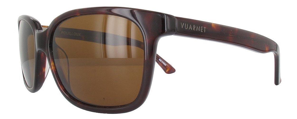 Vuarnet - Gafas de sol - para mujer Marrón marrón 57: Amazon ...