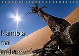 Namibia mal anders (Tischkalender 2015 DIN A5 quer): Namibia mal anders - ohne große Tiere (Monatskalender, 14 Seiten)