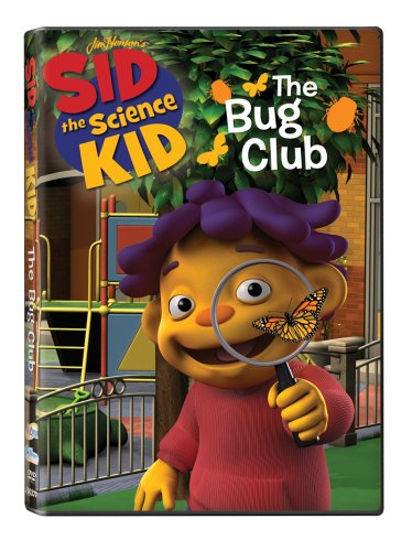 Sid the Science Kid: The Bug (Kids Vhs)