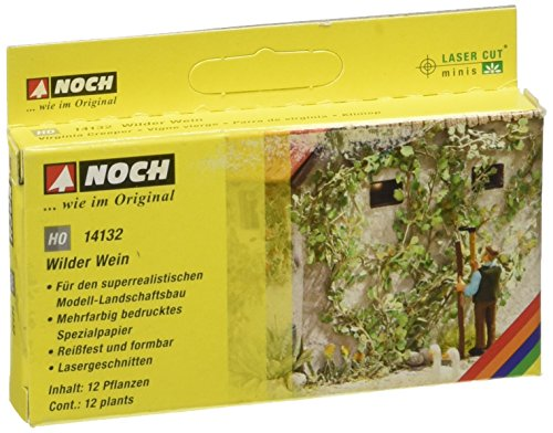 Noch 14132 Virginia Creeper 12/ H0 Scale  Model Kit