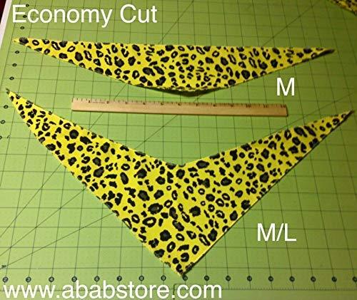 Groomer's Wholesale Bulk Pack of 48 Medium Economy Cut Tie-On Holiday Bandanas -