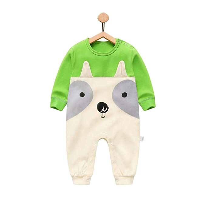 Amazon.com: Chitop Newborn Baby Girl boy wear Pure Cotton Infant ...