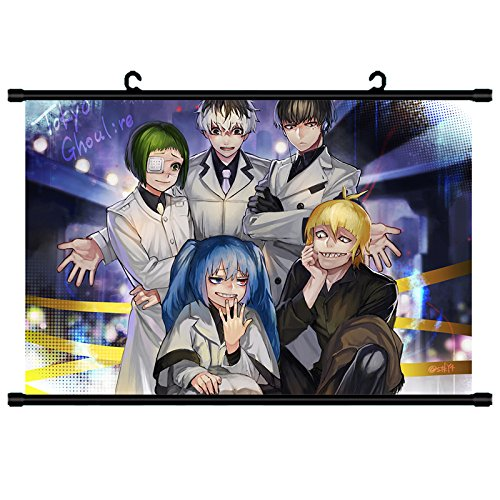 Mikucos Tokyo Ghoul:re Haise Sasaki Home Docer Poster Wall P