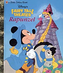 The Story of Rapunzel (Little Golden Book)