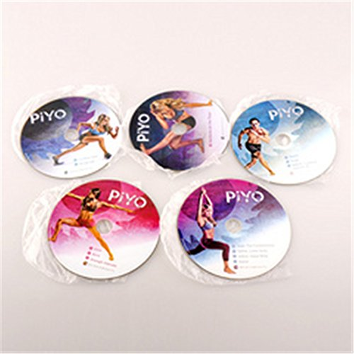 Piyo Base Kit 5 Dvd Workout With Exercise Videos Fitness