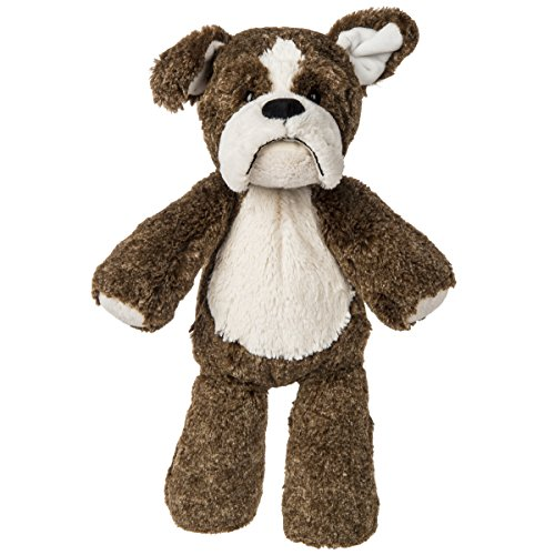 Mary Meyer Marshmallow Zoo Bradley Bulldog Soft Toy -