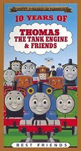 Amazon.com: 10 Years of Thomas the Tank Engine & Friends ...