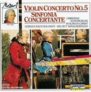 Little Night Music 13: Sinfonia Concertante