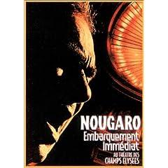 Claude Nougaro : Au Théâtre des Champs Elysées - DVD