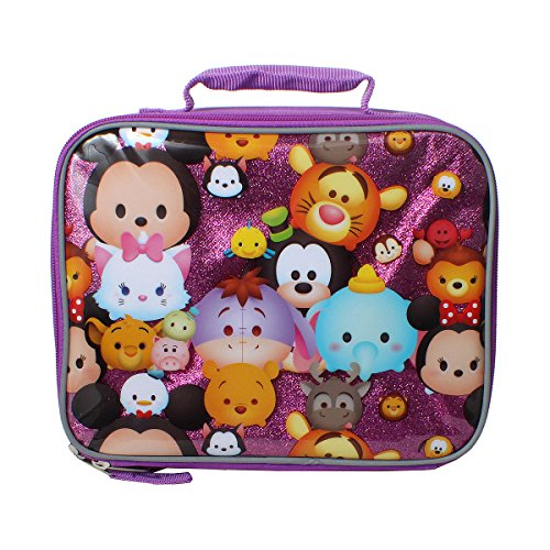 Accessory Innovations Disney Tsum Tsum Stacks Lunch Kit