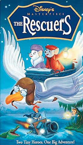 The Rescuers (Disney's Masterpiece) [VHS]