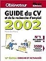 Le Guide du CV par L`Obs