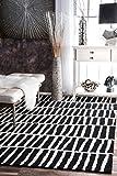 nuLOOM Lemuel Hand Tufted Wool Area Rug, 5' x