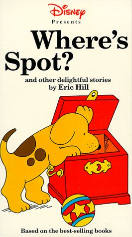 Wheres Spot [VHS]