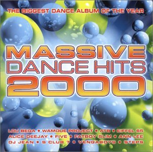 Cheap mail order specialty store Massive Dance Hits 2000 Free shipping