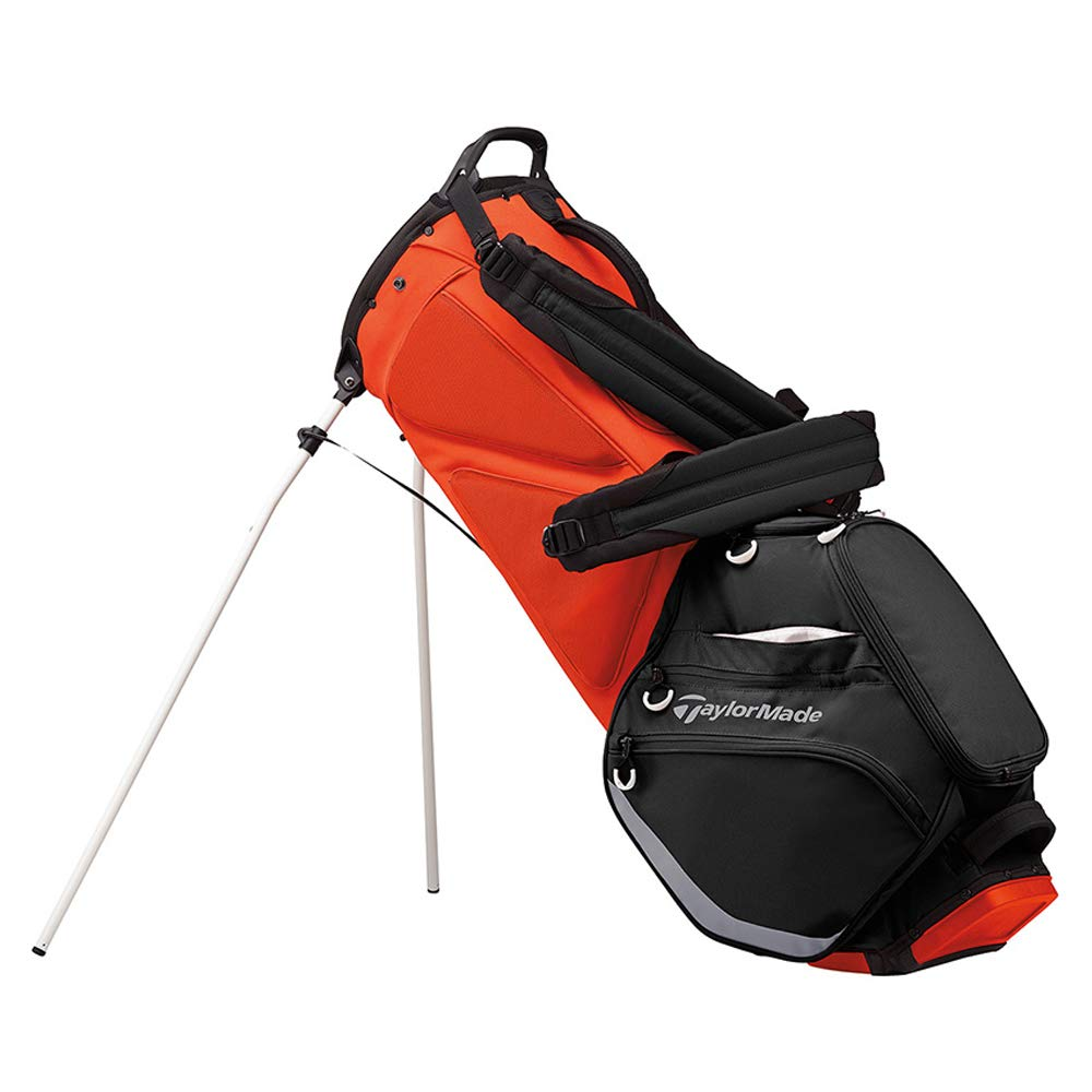 TaylorMade 2019 Flextech Stand Golf Bag, Black V2 by TaylorMade (Image #3)