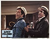 """Lost and Found 1979 Authentic 11"""" x 14"""" Original Lobby Card Very Fine George Segal Comedy"""