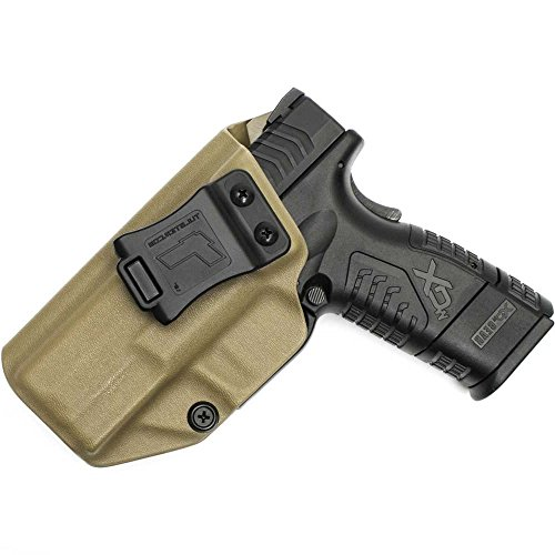 """Springfield Armory XDM 3.8"""" 9mm/.40 Holster - Tulster IWB..."""