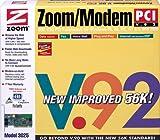 Zoom V92 V44 Pci Internalcontrollerless Fax Modem