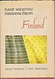 Hand Weaving Patterns From Finland de Viivi…