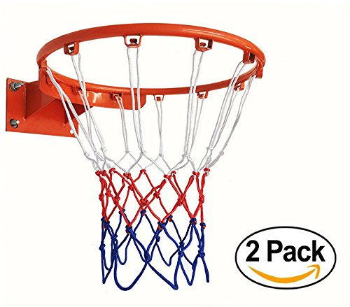 Heavy Duty Basketball Net -Bailuoni All Weather Basketball Net