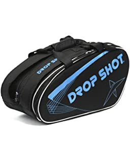 DROP SHOT Versus Pala, Adultos Unisex, Negro: Amazon.es ...