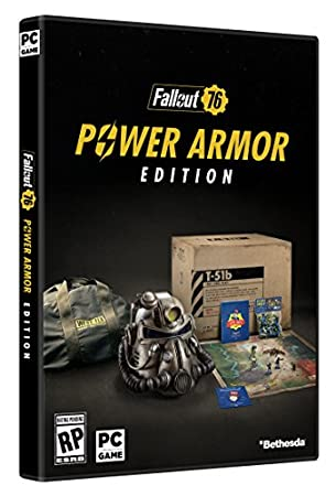 Fallout 76 Power Armor Edition- PC