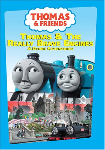 (Thomas & Friends: Thomas & the Really Brave Engine)