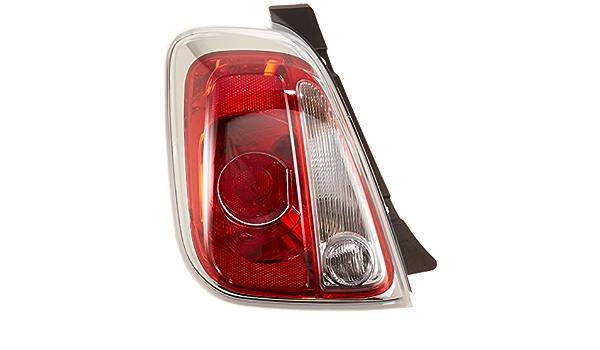 Fiat500 Driver Side Offside Rear Light Lamp Unit 2008-2013