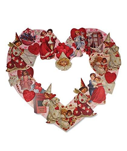 bethany-lowe-retro-die-cut-valentine-heart-wreath-rl4686