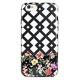 Agent18 iPhone 6 / iPhone 6S FlexShield - Lattace/Flowers - Retail Packaging