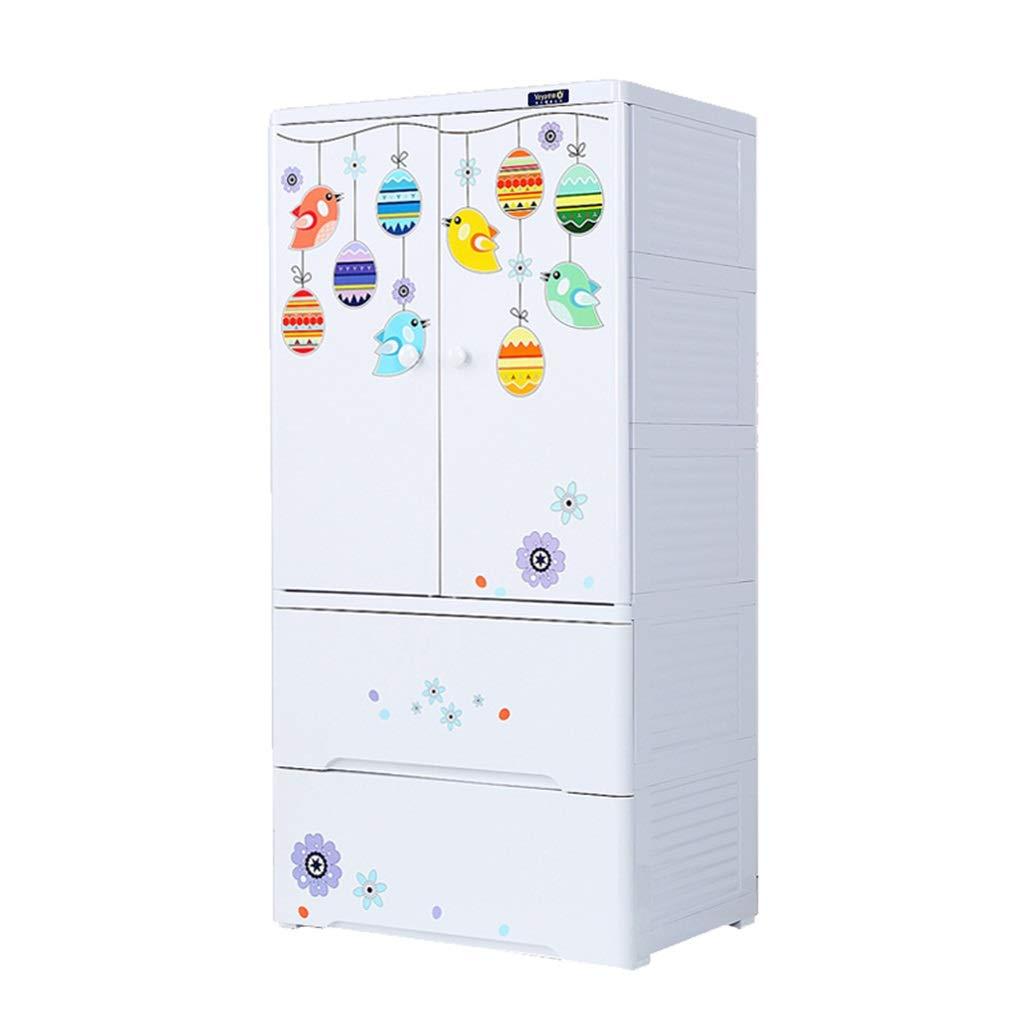 Zzg-2 Sundries Storage Box, Living Room It Can Move Multi-Layer Plastic Finishing Cabinet Bathroom Toiletries Storage Box, 5841118.5CM (Color : B)