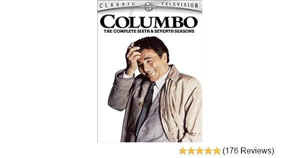 Amazon com: Columbo - The Complete Sixth and Seventh Seasons