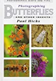 Photographing Butterflies and Other Insects, Paul Hicks, 0863433324