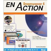 DREAMWEAVER 4 EN ACTION