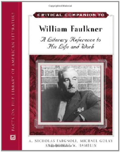 an introduction to the life and literature by william faulkner Published: mon, 5 dec 2016 a rose for emily, first published in 1930, has been a reader's favorite of william faulkner's works the events, accusations, and hardships happening in faulkner's life at the time he wrote the story may have greatly affected the writing of a rose for emily.