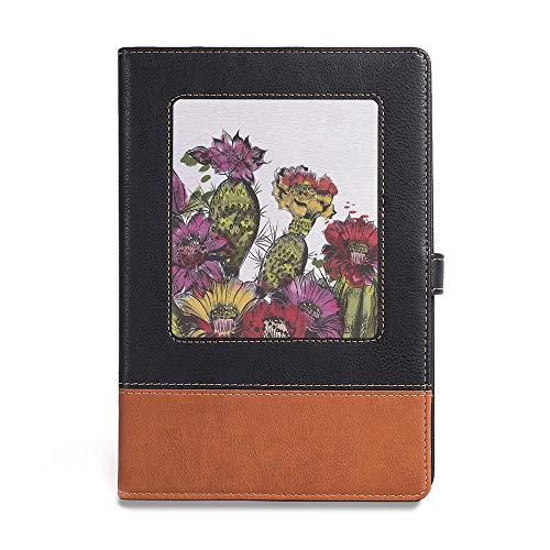 Soft Cover Notebook,Cactus Decor,A5(6.1