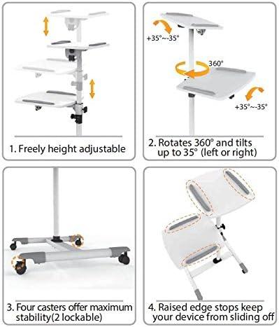 sumicorp.com Techly ICA-TB-TPM-6 flexibel Trolleys fr Notebook ...