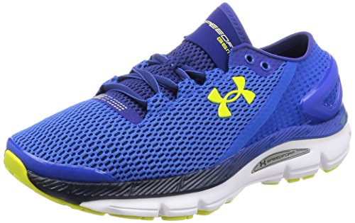 Under Armour Speedform Gemini 2 Running Sko - Ss16 Blå EKXdvs