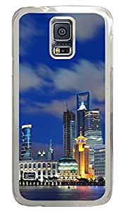 Samsung Galaxy S5 Shanghai China PC Custom Samsung Galaxy S5 Case Cover Transparent
