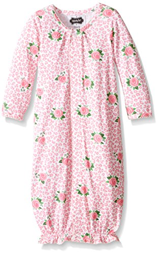 Amazon.com: Mud Pie Baby Girl Convertible Sleepwear Gown: Clothing