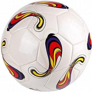 C.N. Football en Cuir PU Machine à Coudre en Cuir Articles de Sport de Football,Couleur,1 CN