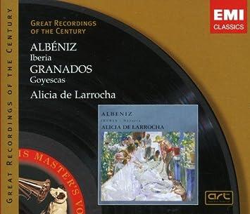 Amazon.com: Iberia - Larrocha: Music