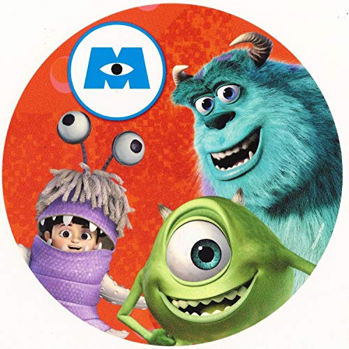 Decopac Monsters Inc Ttwelve 2