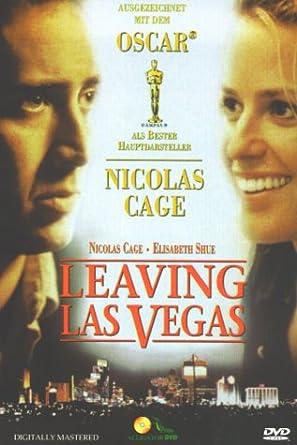 Leaving Las Vegas Nicolas Cage Elizabeth Shue Cine Y Tv