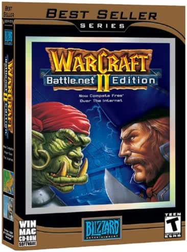 Best Seller Series: Warcraft II Battle.net - PC/Mac