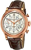 Baume & Mercier Capeland 10007 Rose Gold 44mm Men's Watch