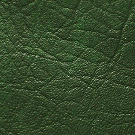 """Brown, 1 Meter Premium Quality Leatherette Vinyl Upholstery PVC Fabric Fire Retardant Waterproof Faux Leather Craft Material 140cm 55/"""" Wide Material Clearance by Discount Fabrics LTD"""