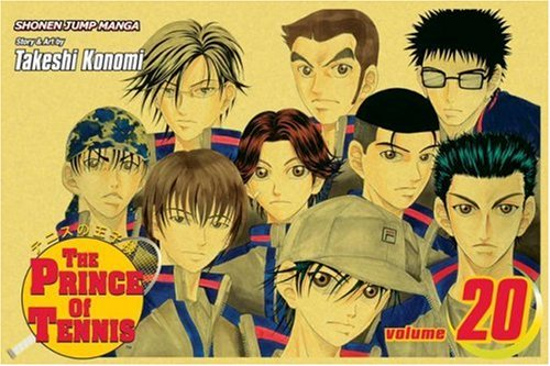 The Prince of Tennis, Vol. 20